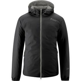 Maier Sports Allan Reversible Jacket Men, black/pewter